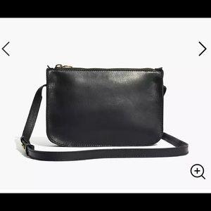Madewell The Simple Crossbody Bag Black